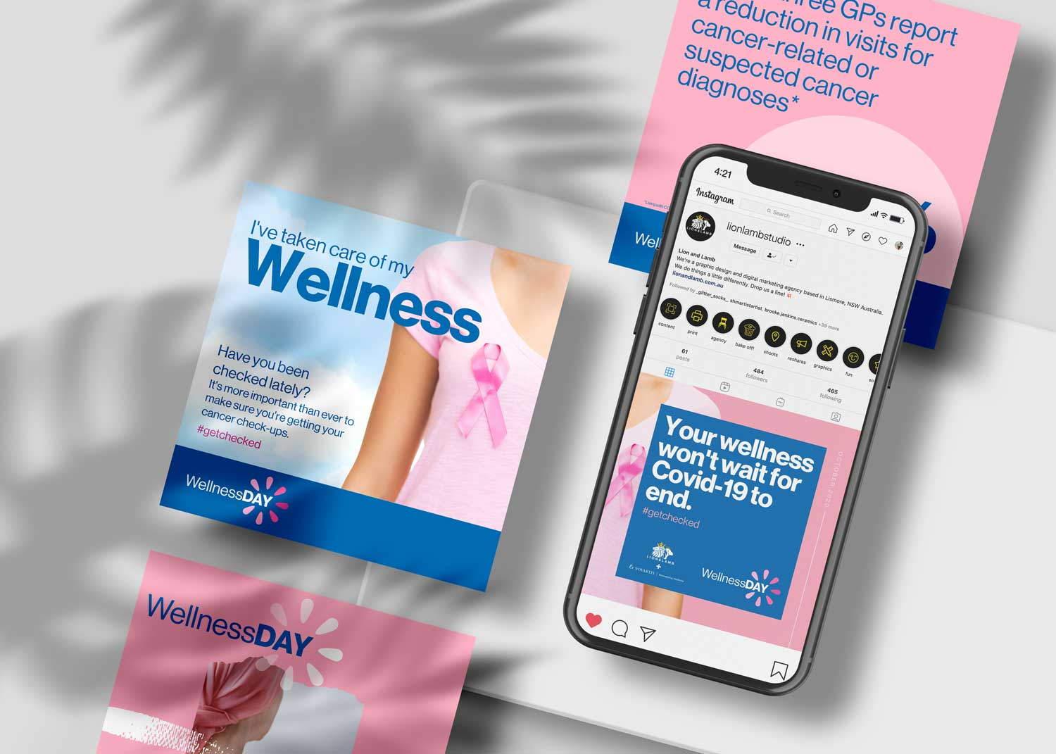 Wellness day Brand Campaign